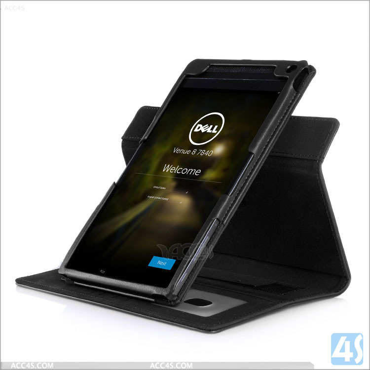 For dell venue 8 7000 series protective case , smart tablet cover for dell venue 8 with hand strap