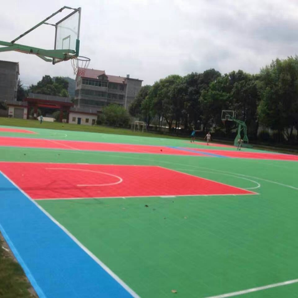 best selling outdoor used basketball flooring sports flooring