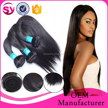 Wholesale Alibaba Express raw unprocessed straight virgin peruvian hair