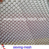 Tianhe Factory Supply Alumium Material Metal Hanging Fireplace Wire Mesh Curtain