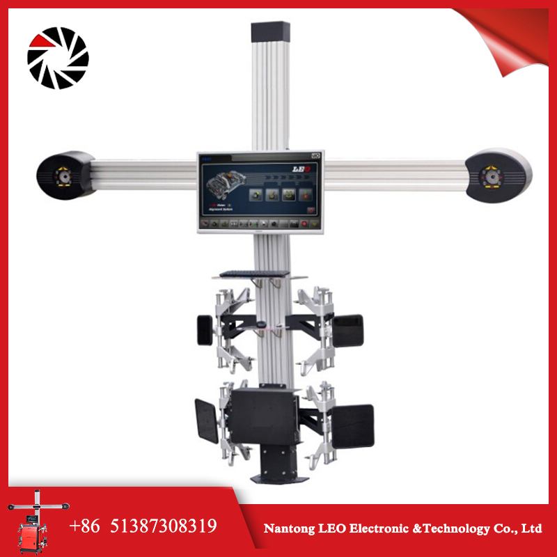 China manufacturer high accurate wheel aligner with ce