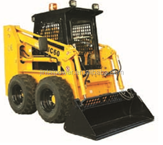 china factory supply JC45 700kg skid steer loader with wheel or crawler
