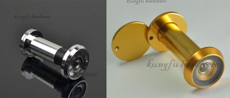 Good quality 180 degree door viewer peephole, door peephole