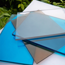 Hot Sale Polycarbonate Solid Sheet/PC Solid Sheet/Panel Door Green House Parts