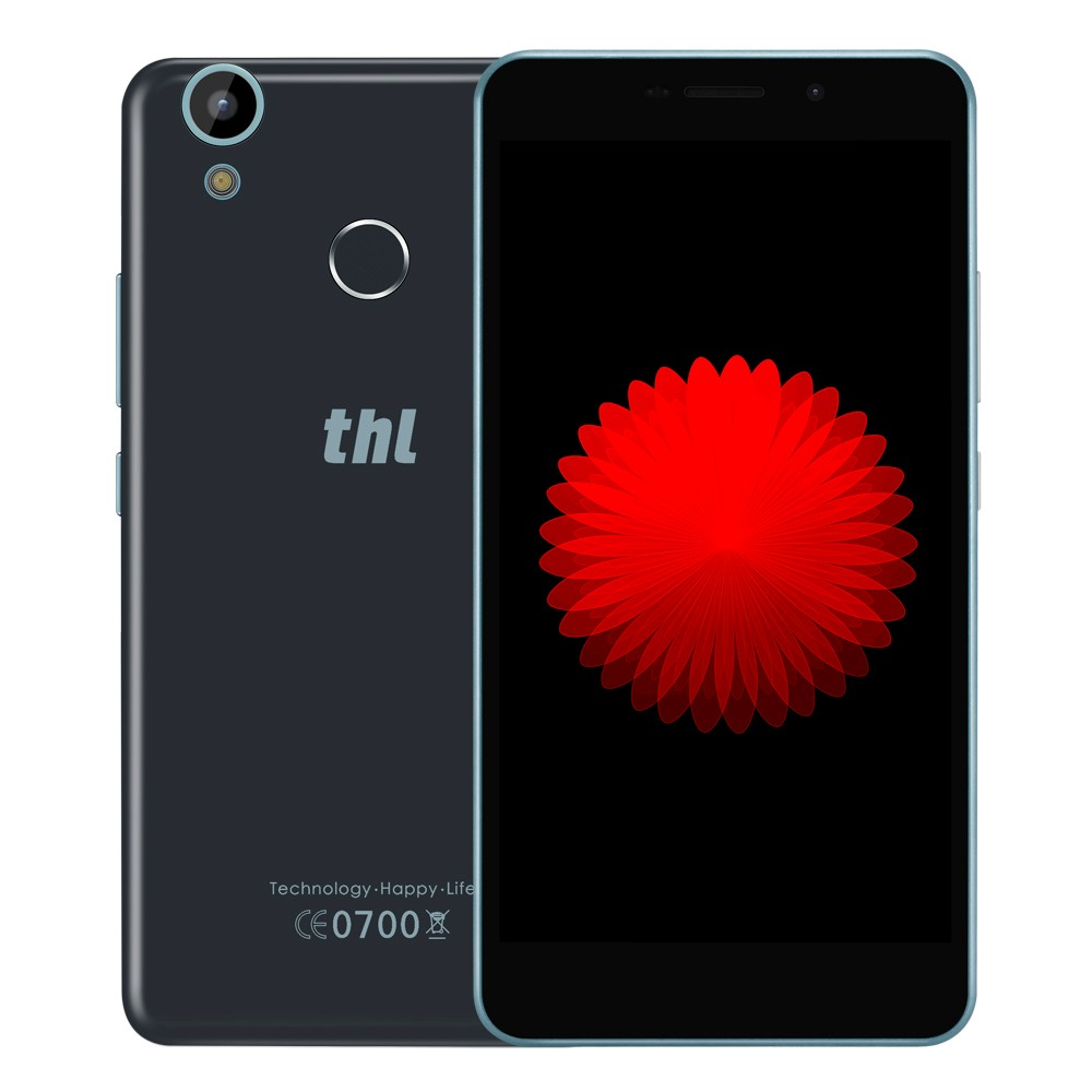 OEM THL T9 Smartphone 5.5 Inch Android 6.0 MT6737 Quad Core Mobile Phone 1GB RAM 8GB ROM 4G LTE Unlocked Cell Phone