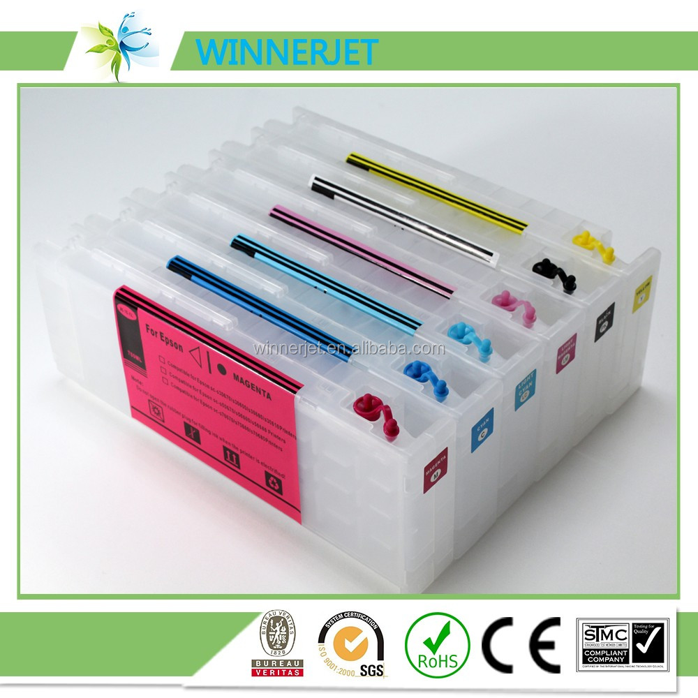 Compatible cartridge for Epson ink cartridge surelab D700 replace for Epson cartridge