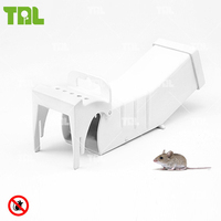 Plastic Human Live Catching Mice Trap Mouse Trap