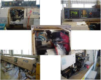 Reliable exporter provide japanese used 2-axis cnc lathe machine and various machinery