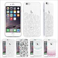 Soft TPU Back Cover For Apple iPhone 6 print picture oem&odm custom phone case