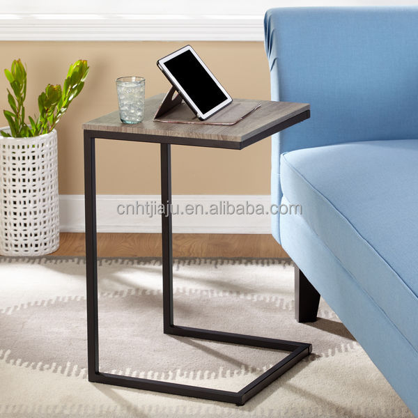 Modern Style Tea Tabel End Table Coffee Table With Metal Legs - Buy ...