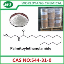 Worldyang brand high purity Palmitoylethanolamide PEA Palmidrol sell in bulk cas 544-31-0