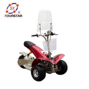 1000W golf trolley electric and with golf trolley trailer SX-E0906-3A