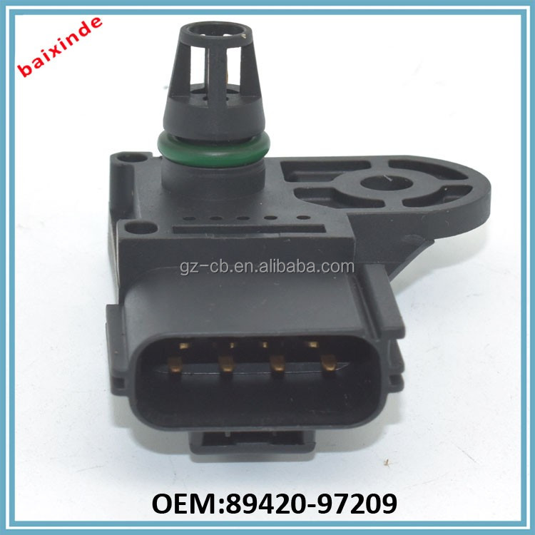 Intake Pressure Sensor for FORD <strong>C</strong>-Max MPV Auto <strong>Engine</strong> Sensor 89420-97209 0261230044