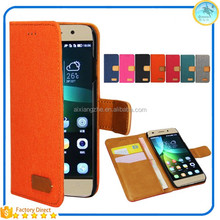 WALLET Leather Mobile Phone For Samsung Galaxy S Duos 2 GT-S7582 Case Cover Pouch ,S7562 full housing for samsung galaxy S Duos