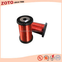 EIW QZY180 High thermal class polyesterimide enameled Copper winding wire
