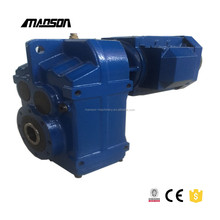 High torque Helical rossi gearbox extra slim AC gear motor for agitator