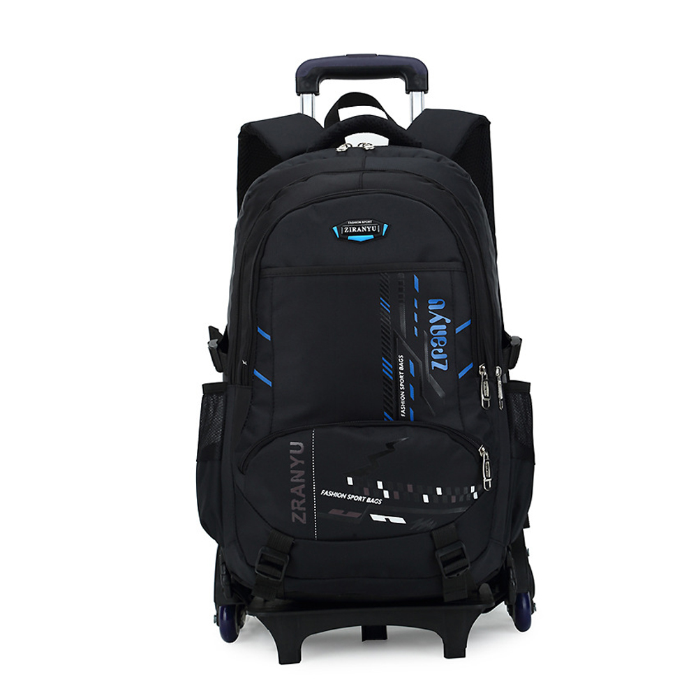 Hot Selling 2017 Trolley Backpack School Bag With Great Price