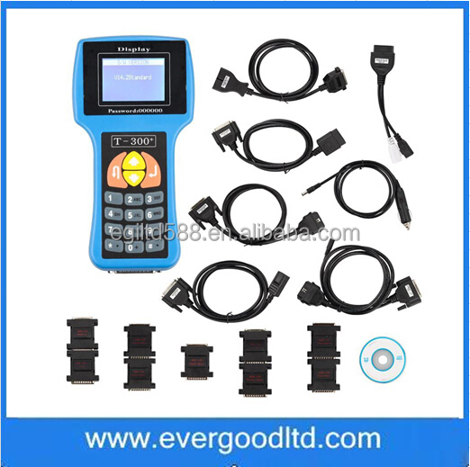 Newest Version T300 Key Programmer T300 Automan Programmer English Blue T 300 For Multi-Brand
