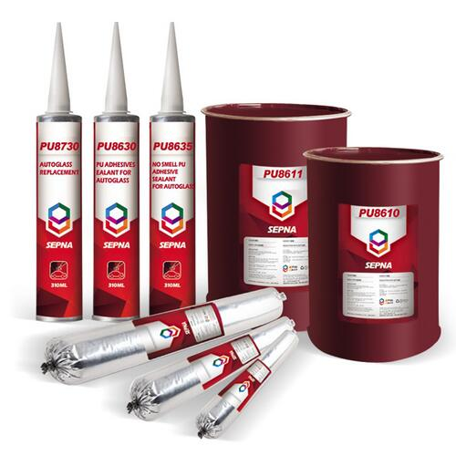 Primer-less Bus Direct Glazing Sealant
