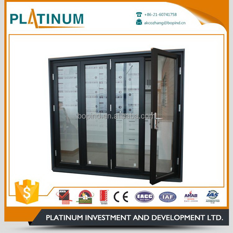 Modern decorative competitive folding doors room divider