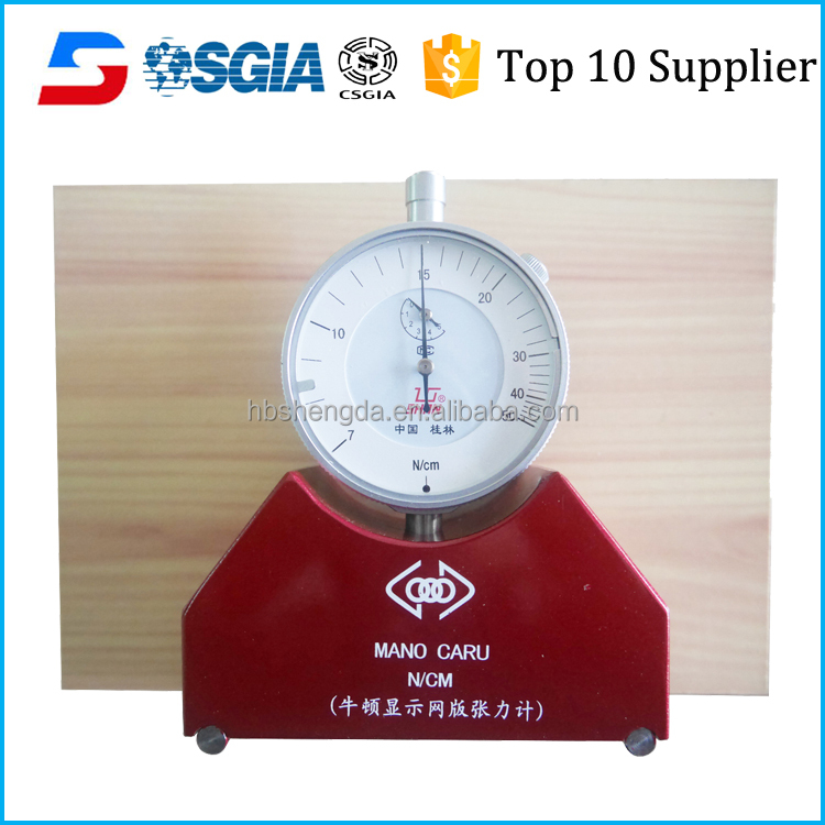 factory price mesh tension meter for screen printing mesh tension <strong>measurement</strong>