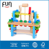 2016 Top New Wooden Tool Toys, Study Education Toy for kids AT11525
