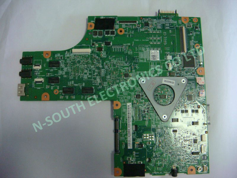 High quailty Laptop non integrated motherboard for DELL inspiron 15R M5010