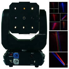 2015 New Design Cheap Dj Disco 9 Matrix Moving Head Laser Light
