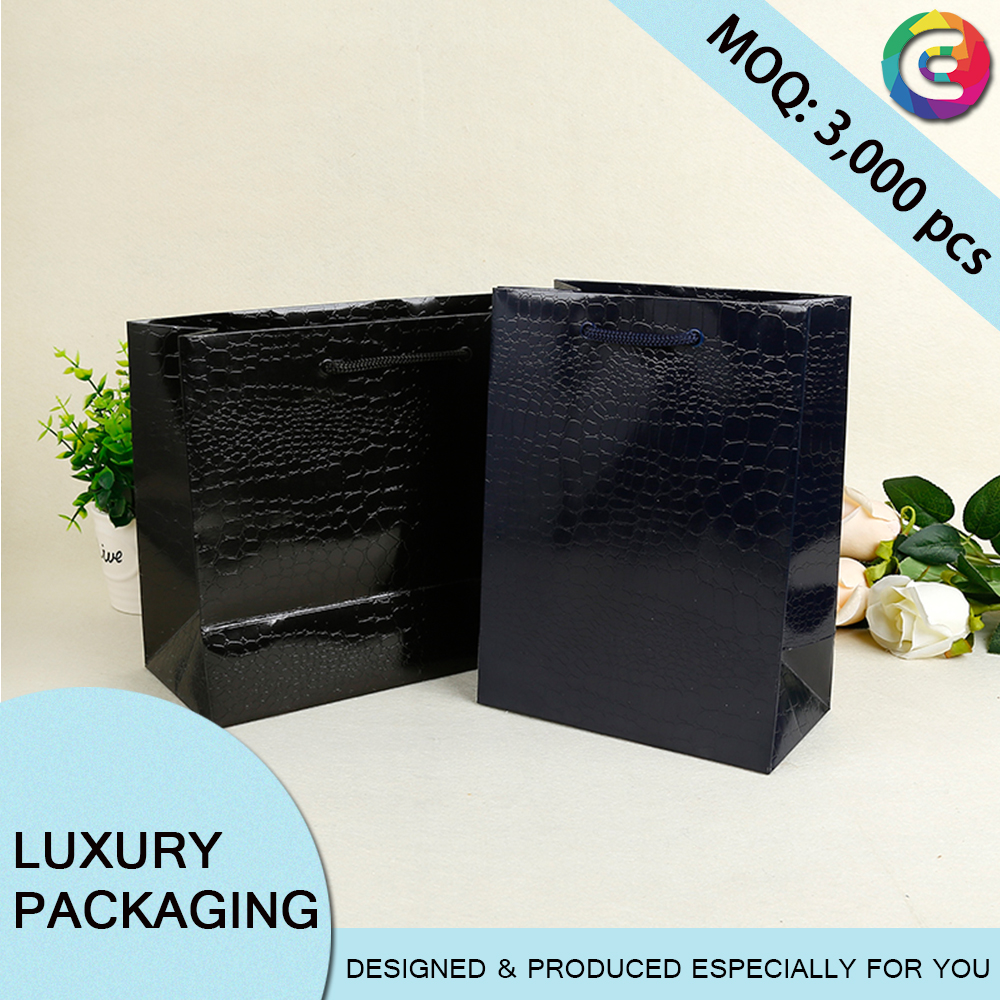 Printing Manufacturer Paper Gift Shopping Custom Paper Bag
