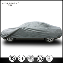 wholesale silver UV resistant polyester car cover fabric sleeping bags tent