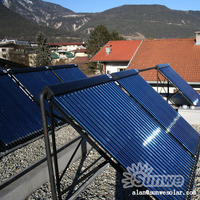 pool solar collector
