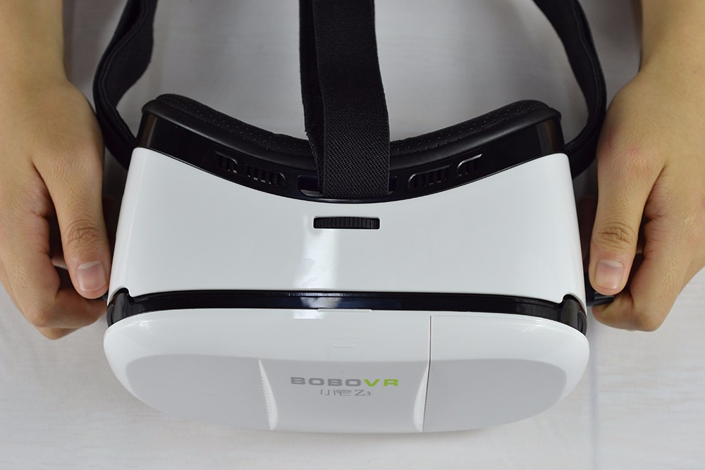 Chongqing Tianwu BOBOZ3 VR BOX VR02 3d video full hd download- BLACK and Upgraded Version Virtual Reality 3D Video for Smart Pho