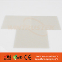 Aluminium Nitride Ceramic AIN Ceramic Substrate With 180 w/m.k High Thermal Conductivity