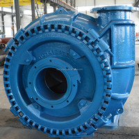 centrifugal submersible dredge pump pond gravel water pump