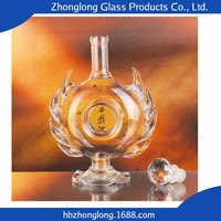 Fashion Design OEM Accepted Glass Essential Oil Bottle