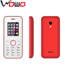 Brand Name 1.77 inch Screen Quad Band Unlocked GSM Dual SIM FM Camera Small Slim Size Mobile Phones 2040