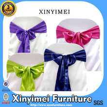 XYM furniture cheap fashionable chair covers chair sashes