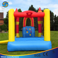 Indoors and outdoors Inflatable Mini Air Bouncer Castle for hot sale