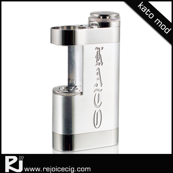 wholesale battery 18650 hammer clone e cigarette/ kato square box vs Cloupor mini ecig batteary mechanical mod