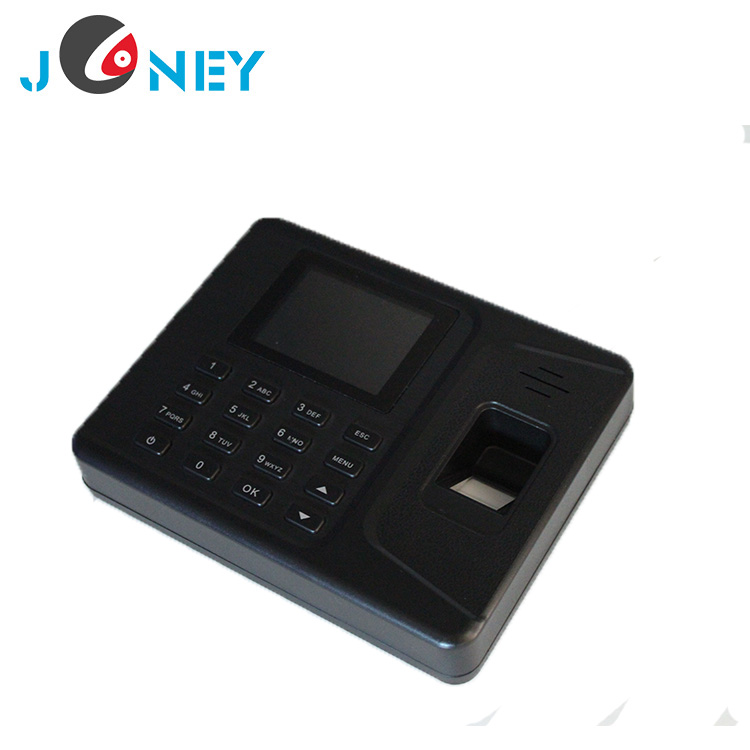 JYF-F261 support RFID card color screen fingerprint biometric time attendance system