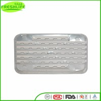 Welcome Wholesales aluminum foil container aluminum foil tray for baking loaf cake