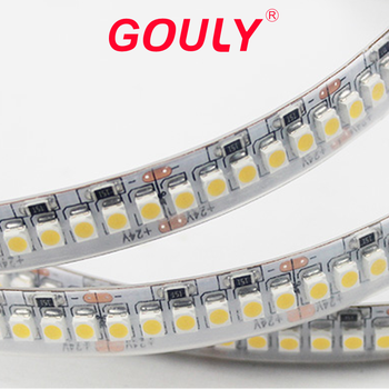 high intensity led strip 240LED3528 smd led strip waterproof and non-waterproof