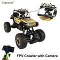 Electronic product wifi SPY camera FPV scale RC rock crawler truck with suitable to outdoor
