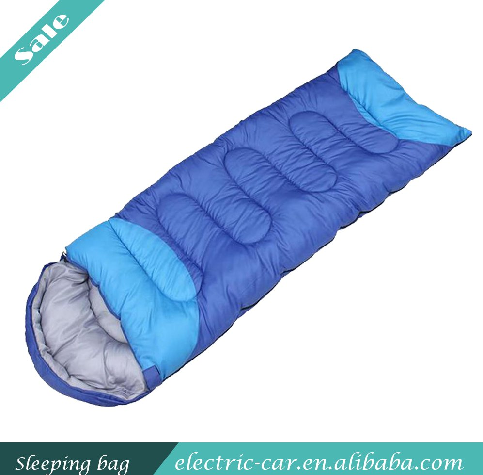Popular Design Classical Adult Sleeping Bag Outdoor Camping
