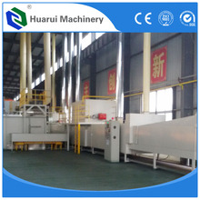 Automatic and semi-automatic non-stick coating production line