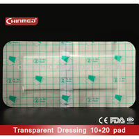 disposable hospital waterproof adhesive plasters