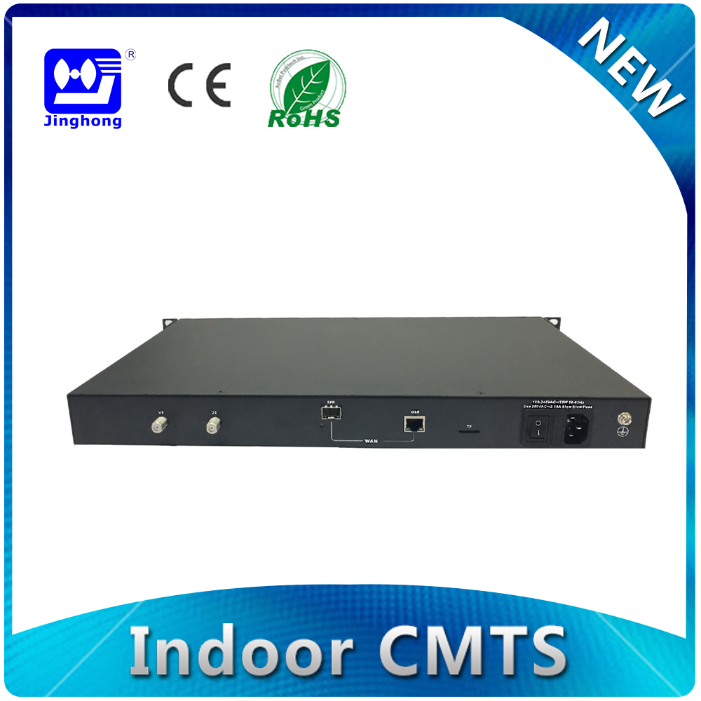 IPTV headend broadcasting equipment with high data service
