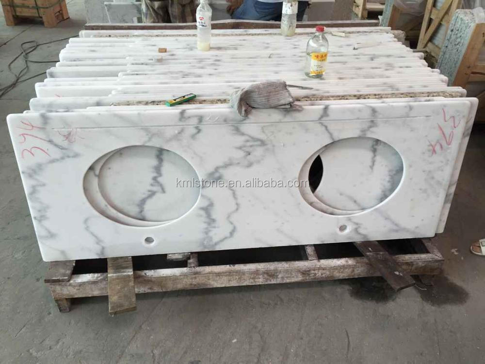 hot sale Marble Kitchen Worktops/ Counter tops