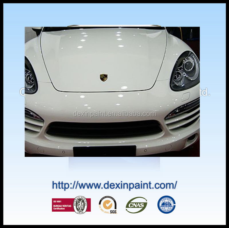 Automotive Refinish Spraying Dexin 2k Paint