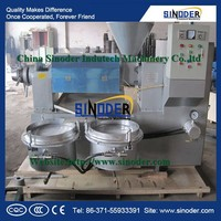 mill Oil press machine for expeller oil from Peanut,Soybean,Rapeseed, Sesame seeds, vegetable groundnut oil extraction machine